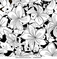 129 best black and white flowers background images on pinterest black and white flowers white orchids abstract backgrounds tropical flowers mightylinksfo
