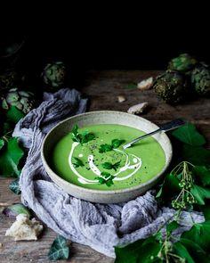 A healthy green, glu