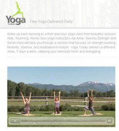 Awesome - Free Yoga