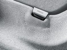 Peugeot Instinct Concept Interior detail seat texture - from the gallery: Automotive Interiors - Materials and Trims