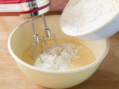 Muffinteig anrühren