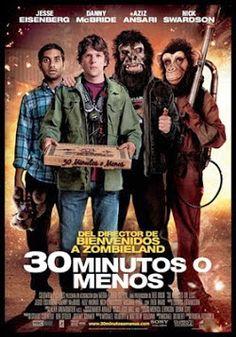 30 Minutos o Menos online latino 2011 - Comedia, Acción
