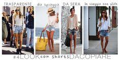 Come abbinare gli shorts di jeans: 5 look ai quali ispirarti! Scopri i nostri #shorts! >>>http://www.marsilistore.it/catalogsearch/result/?q=Shorts #pantalonicorti #pantaloncini #lookestivo #summerylook