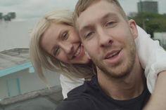 Calvin Harris Ft. Ellie Goulding 'I Need Your Love'