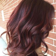This Trending Chocolate-Mauve Shade Is Perfect for Brunettes | Brit + Co