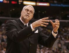 Phil Jackson, we miss you coaching the Lakers!