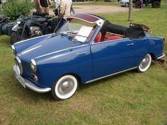 Goggomobile TS 250 C Cacrio 1966
