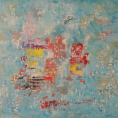 "Saatchi Art Artist: Shahid Zuberi; Acrylic 2014 Painting ""Miracle on high seas"""