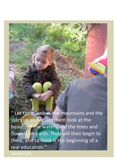 Early Learning at ISZL: Posters to promote outdoor learning - some powerful quotes Outdoor Education, Outdoor Learning, Early Education, Early Childhood Education, Outdoor Play, Outdoor Crafts, Primary Education, Teaching Quotes, Education Quotes