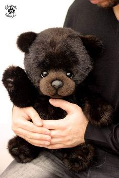 Browne By Evgeniya and Igor Krasnov - Bear Pile