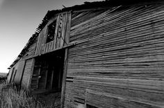 The old barn by Wilkinswerks  on 500px