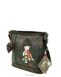 Gorjuss Shoulder Bag - The Collector