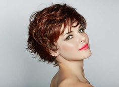 The Pixie had short bangs, bob hairstyles with bangs, story short thin hair, short curly hair trends short hairstyles short haircut models in 2019 with Curly Pixie Hairstyles, Cool Short Hairstyles, Haircuts For Fine Hair, Haircut For Thick Hair, 2015 Hairstyles, Stylish Hairstyles, Layered Hairstyles, Teenage Hairstyles, Female Hairstyles