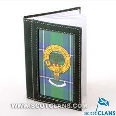 Irvine Clan Crest No