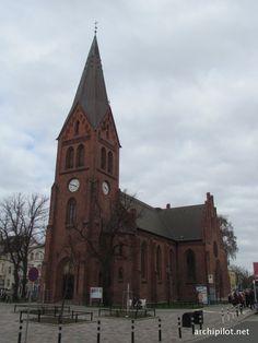 Warnemünde - Kirche