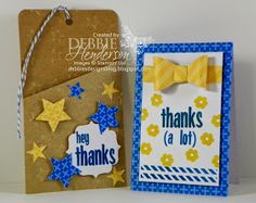 Debbie's Designs: Paper Pumpkin April 2015!
