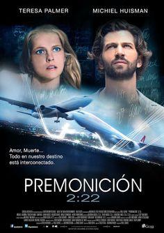 CINEMA unickShak: PREMONICIÓN 2:22 - cine MÉXICO Estreno: 14 de Julio 2017