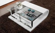 Mesa de centro Sintra quadrada ou retangular (4070/1). Mesa caracterizada pelas suas linhas simples, enquadrando-se facilmente nos diversos tipos de decoração. Apresenta-se com uma base em forma de
