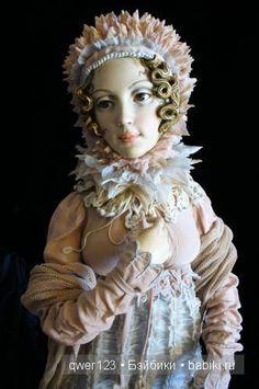 Удивительные куклы из дерева от Юлии Сочилиной / Авторская кукла известных…