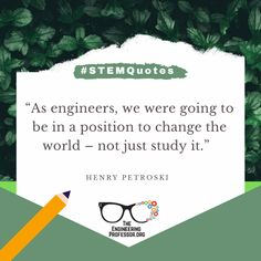 STEM Quotes to inpire us all.