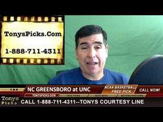 NC Greensboro vs. North Carolina Tar Heels Pick Prediction College Baske...
