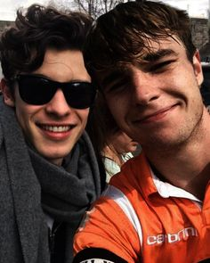 Shawn Mendes and Nico Mirallegro Nico Mirallegro, Top Man, My Boo, Only Girl, Shawn Mendes, Cute Guys, Famous People, Beautiful People, Crushes