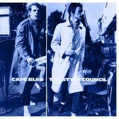 The Style Council Cafe Bleu Limited Edition Colored Import Vinyl LP Limited Edition Blue Colored Vinyl LP! Café Bleu is the official debut album released Vinyl Cover, Cd Cover, Lp Vinyl, Vinyl Records, Album Covers, Rare Vinyl, Cover Art, St Honoré, The Style Council