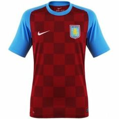 2533719e80 Aston Villa Home Football Shirt 2011-12 by Nike.  48.00. Aston Villa Home