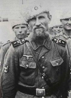 Cossack Wehrmacht Volunteer