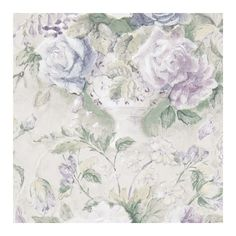 Sanderson Giselle Wallpaper ($90) ❤ liked on Polyvore featuring home, home decor, wallpaper, backgrounds, borders, filler, picture frame, pink floral wallpaper, sanderson wallpaper and floral home decor