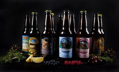 Estes Park Brewery Products