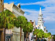Charleston, SC, voted #1 place to visit Third Year in a Row by readers of Conde Naste Traveler!