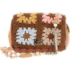 Dolce e Gabbana crochet bag