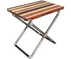 Сервировочный столик - массив дуба, 40х72х60 см