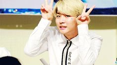 "boop-seokjin:  "" look at that smile ♡  """
