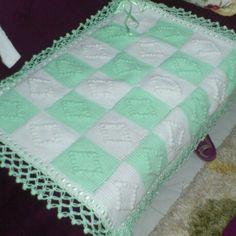 Tunisian Crochet, Chrochet, Crochet Crafts, Afghans, Tulum, Little Ones, Crochet Baby, Blankets, To My Daughter