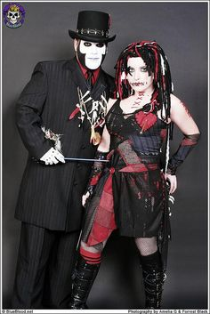 voodoo doll costume. magnificent!