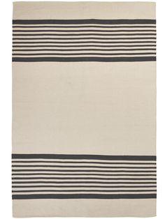 French Stripe Rug     Cox & Cox