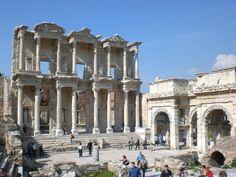 Éfeso biblioteca