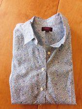 LIBERTY of London, Women's Button Down Shirt, Size 10