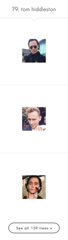 """""""№9; tom hiddleston"""" by fn-2187 ❤ liked on Polyvore featuring tomhiddleston, fn_collections and tom hiddleston"""