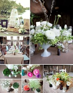 Bel Air wedding inspiration outdoor enchanted reception 2