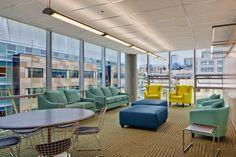 Online Retailer Headquarters, Seattle, WA | Architecture: IA Interior Architects | Lighting Design: Studio Lumen | Photo: Sherman Takata Photography | click for more details