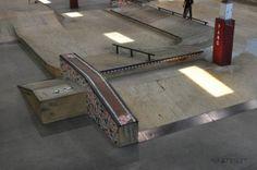Vans Skatepark (Orange, California USA) #skatepark #skate #skateboarding #skatinit #skateparkreview