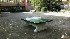 Pingpongtafel Groen bij BBS Herman-Nohl Schule in Hildesheim