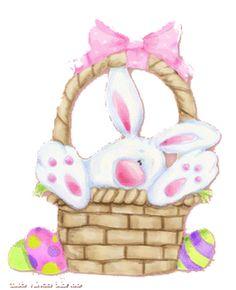 Mi Sala Amarilla: El origen del Huevo de Pascua y el Conejo de Pascua