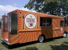 The Dining Car - food truck