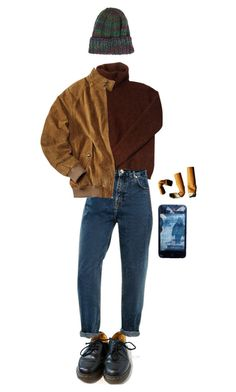winter by milkyway999 on Polyvore featuring Fendi, Dr. Martens and Etro