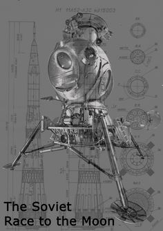 https://flic.kr/p/FEo9UG | The Soviet Race to the Moon