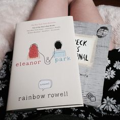 Eleanor & Park, Wreck This Journal